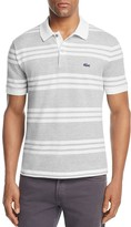 Lacoste Ribbed Regular Fit Polo Shirt