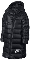 Nike Girl's Hooded Down Jacket