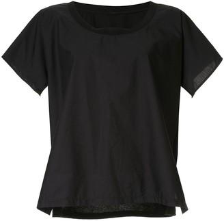 Taylor Derive boxy fit T-shirt