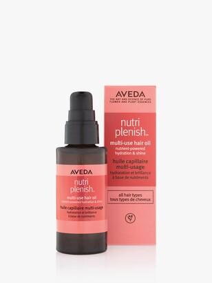 Aveda Nutri-Plenish Multi-Use Hair Oil, 30ml