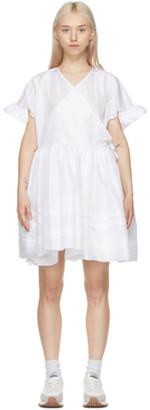 Cecilie Bahnsen White Prisca Dress