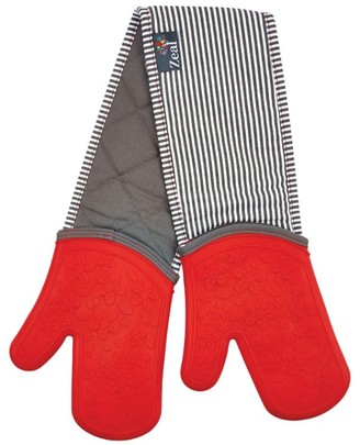 Zeal Steam Stop Silicone Oven Gloves