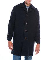 Ralph Lauren Button & Zip Coat