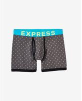 Express medium dot boxer briefs