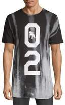 PRPS Graphic Long Cotton Tee