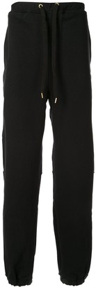 Makavelic Luminous Long Zip track pants