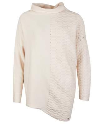 Silvian Heach Bouchar Knitted Dress Colour: Milk, Size: SMALL