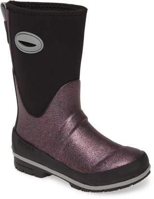 Western Chief Glitter Glam Neoprene Snow Boot