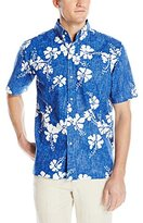 Reyn Spooner Men's 50th State Flower Button-Front Shirt