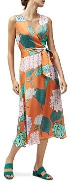 Lafayette 148 New York Knoell Midi Dress