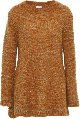 Sonia Rykiel Melange Mohair-blend Boucle Sweater