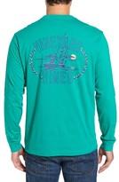 Vineyard Vines Men's Holiday Sail T-Shirt