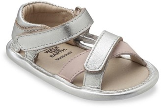Old Soles Baby's & Little Girl's Pre & First Walker Floss Metallic Leather Sandals