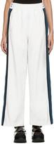 Facetasm White Tearaway Lounge Pants
