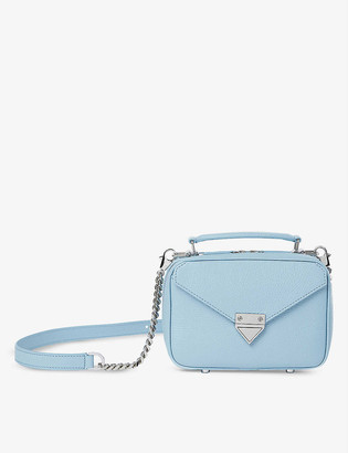 The Kooples Barbara mini leather cross-body bag