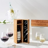 Mark And Graham Olive Wood Wine Box