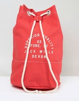 Jack Wills Adington Duffle Bag