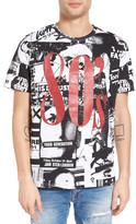 Eleven Paris ELEVENPARIS Saksdead T-Shirt