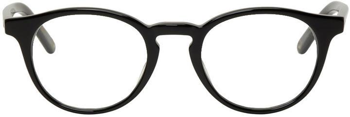 Raen Black Leo Carillo Glasses