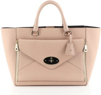 Mulberry Willow Tote Leather Large