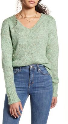BP Cozy V-Neck Sweater