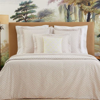 Yves Delorme Ombrage Fitted Sheet