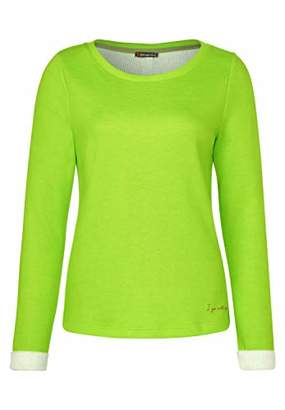 Street One Women's 3455 Long Sleeve Top,8 (Size: 34)