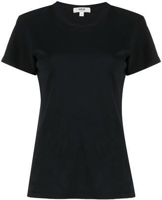 AGOLDE round neck short-sleeved T-shirt