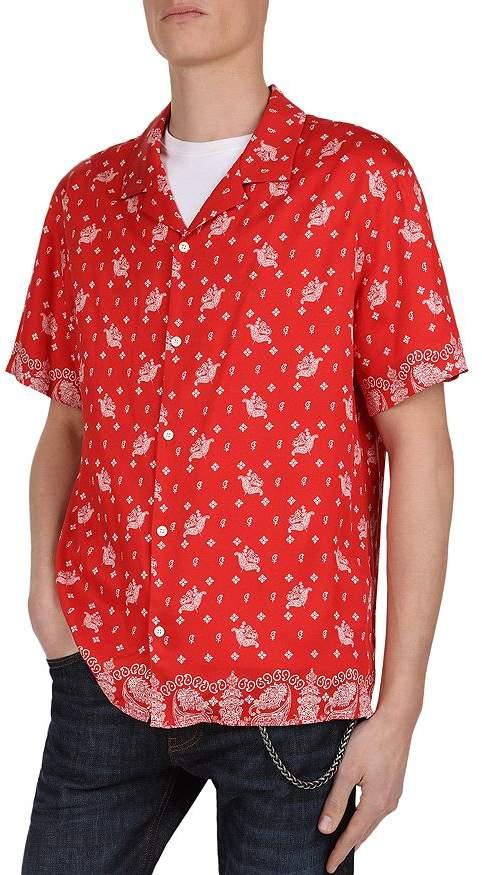 Bandana Party Regular Fit Shirt