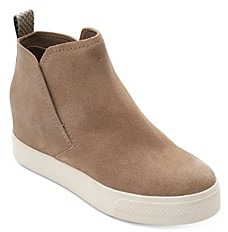 Dolce Vita Women's Walker Platform Ankle Booties