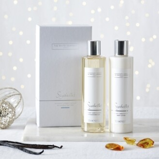 The White Company Seychelles Bath & Body Gift Set One Size
