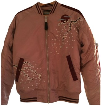 Alpha Industries Pink Jackets