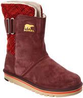Sorel Women's Newbie Waterproof Leather Short Boot