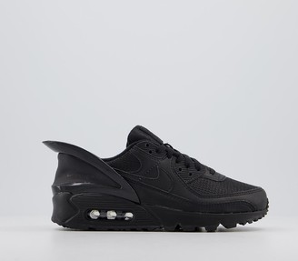 Nike 90 Flyease Trainers Black