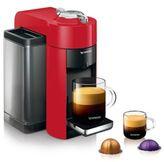 Nespresso by DeLonghi Evoluo Coffee/Espresso Machine in Red