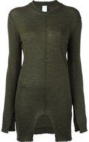 Damir Doma 'Keplero' blouse - women - Virgin Wool - M