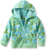 L.L. Bean Infants' Toddlers' Fleece-Lined Camp Hoodie, Print