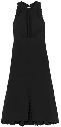 Chloé Cutout Cady Midi Dress