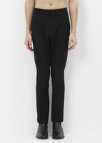 Jil Sander black generation bis trouser