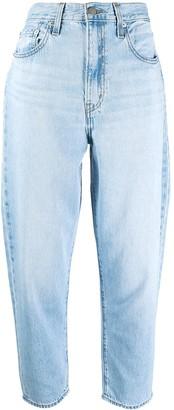 Levi's Tapered Balloon-Leg Jeans