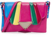 Sara Battaglia Tulip Shoulder Bag