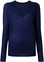 Joseph cashmere V neck jumper - women - Cashmere - S