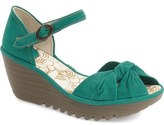 Fly London 'Yoel' Wedge Sandal (Women)
