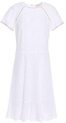 MICHAEL Michael Kors Studded Lace Dress