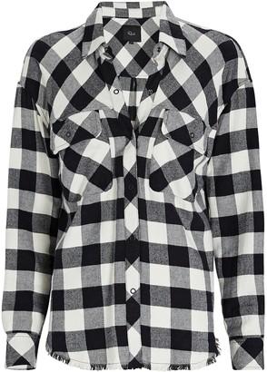 Rails Sawyer Plaid Button-Down Shirt