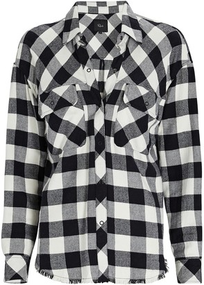 Rails Sawyer Plaid Flannel Button-Down Shirt