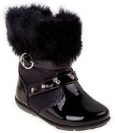 Laura Ashley Toddler Girls' Buckle Boots