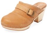 Toms Elisa Leather Clog