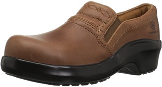 Ariat Women's Women's Static Dissipative Expert Safety Clog Composite Toe Sneaker