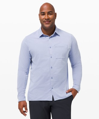 Lululemon Commission Long Sleeve Shirt